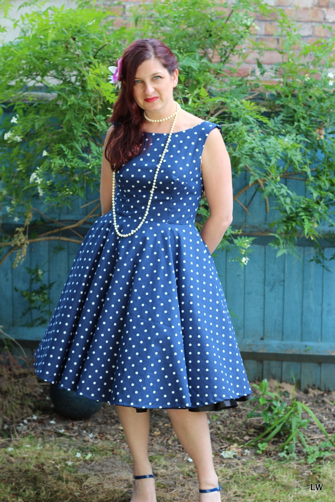 My Betty Dress by Sew Over It #SOIsewalong – Lou Weez Creates
